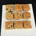 White Chocolate and Blueberry Bar