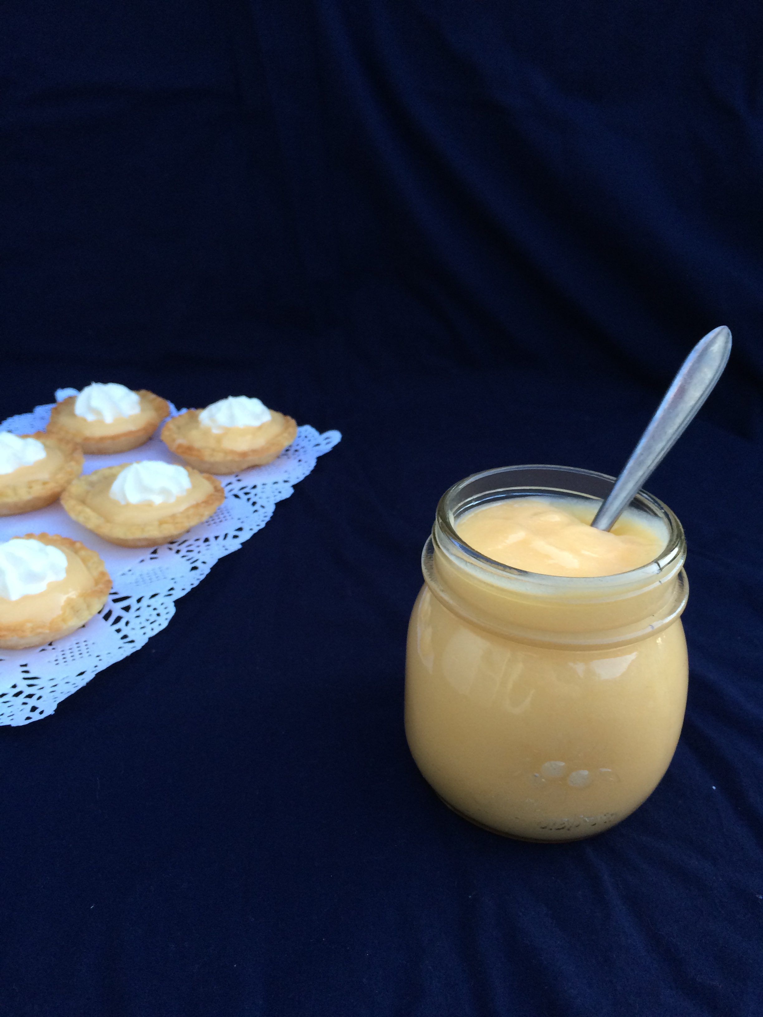 5 minute Lemon Curd