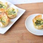 Spinach and Feta Tarts