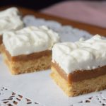 Marshmallow and Caramel slice